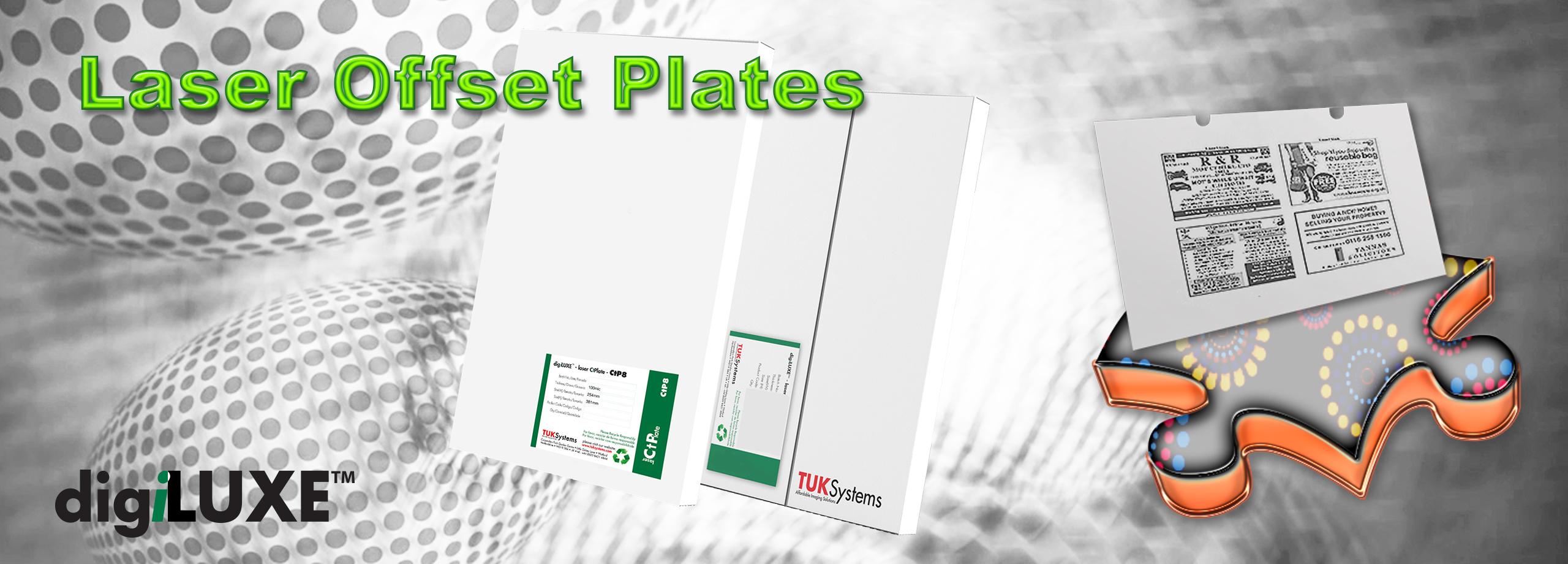 Laser Plates